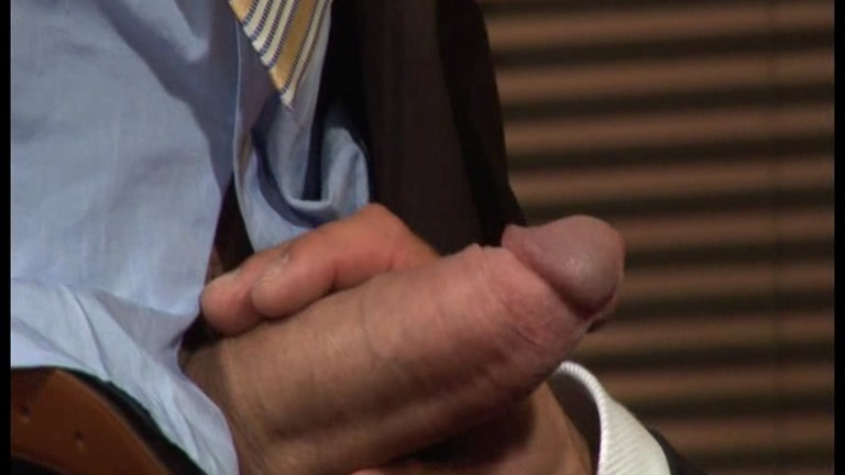 Amazing monster cock at work
