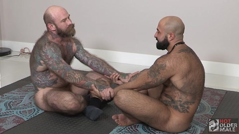 Naked Yoga with Jack Dixon & Atlas Grant