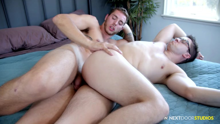 Cross Country Cock with Carter Woods fucking Will Braun