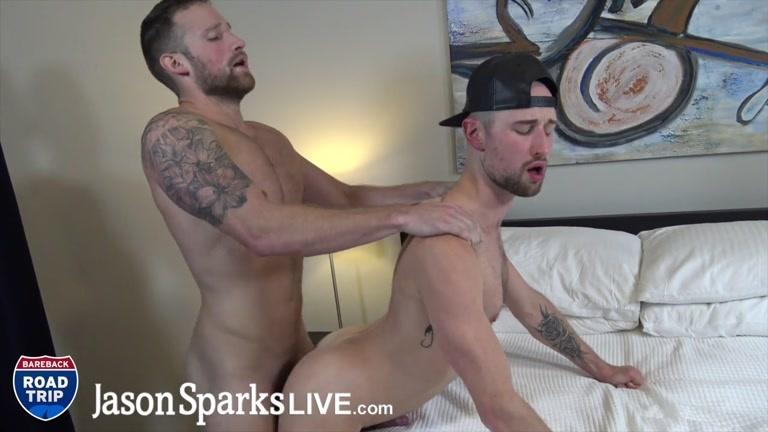 Drew Dixon & Logan Carter at Jason Sparks Live
