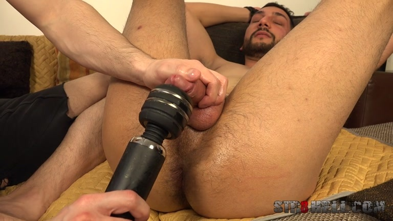 Sexy Stud Is Taken to Edge Until He's Begging to Bust