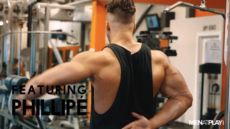 Morning Workout with Phillipé Massa
