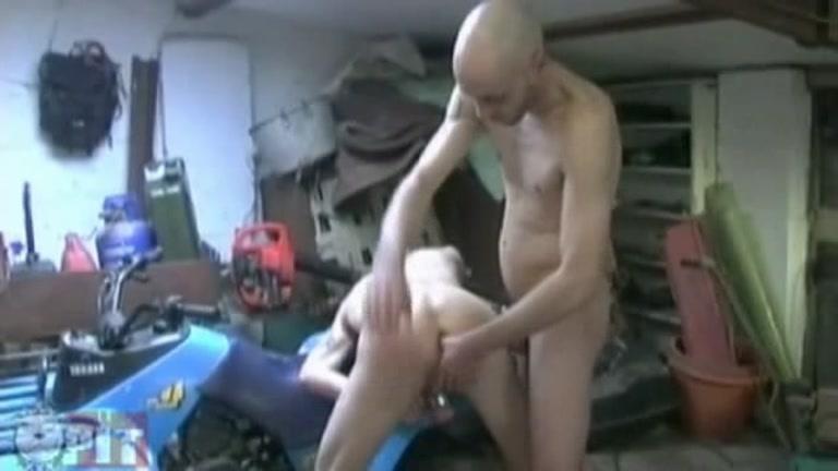 Ass stretching horny pig sex
