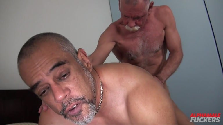 older men fucking with Scott Reynolds and Tancredo Buff at Alpha Males