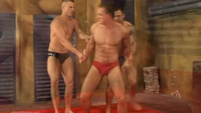 from Brice gay wrestling men spa