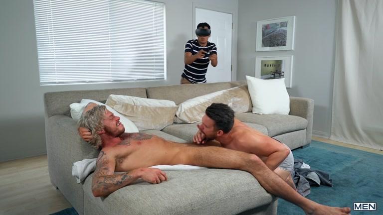 Rami fucks Alex Morgan at MEN