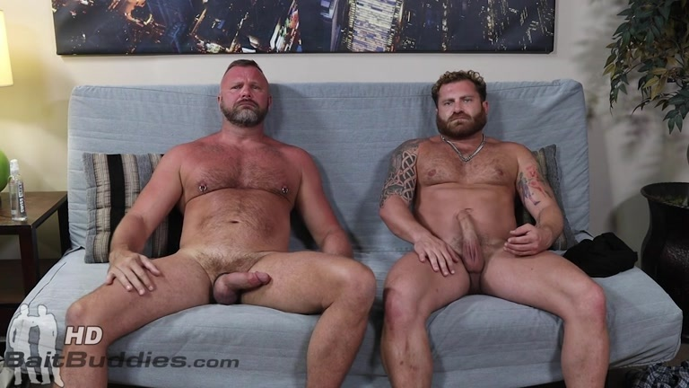 Married Straight Daddy Fucks His First Gay Man's Butt