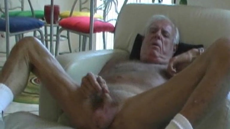 Actively jacking off sexually hot cock
