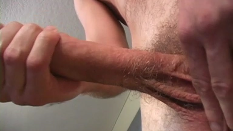 Hung Surfer Busts a Nut
