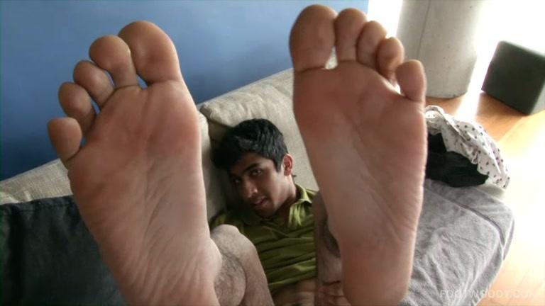 Indian Dude Jacks Off