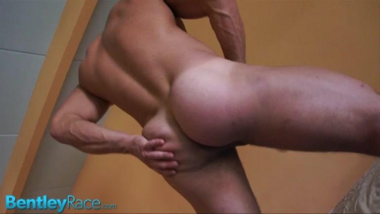 Fabio Stallone's Meaty Uncut Dick