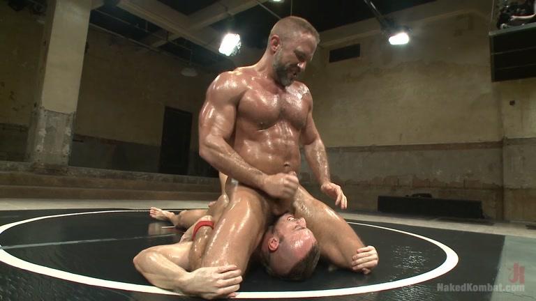 Jesse Colter And Dirk Caber At Naked Kombat - Gaydemon-6371