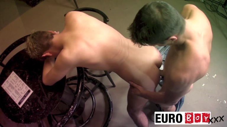 party boys rudy and jesse at euro boy xxx