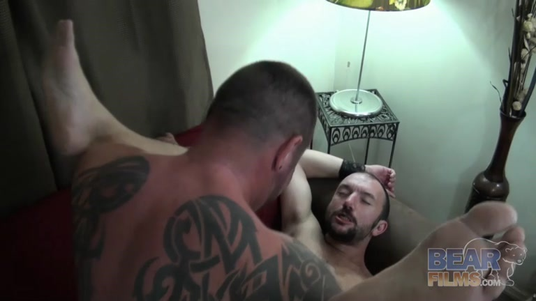 Frakie Rogers takes Marc Angelo's daddy dick