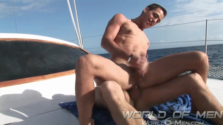 from Cody gay fuck on a boat