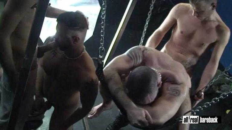 Gay gang bang tube