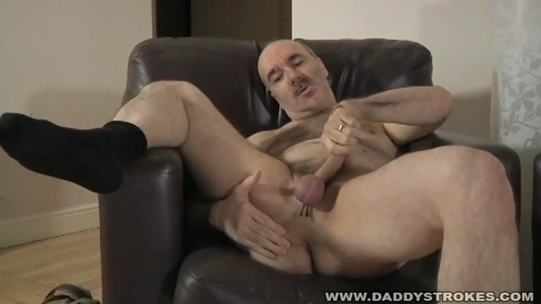 John Snow At Daddy Strokes - Gaydemon-3050