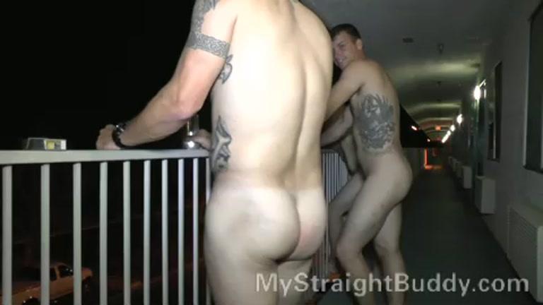 three US marines naked, drunk and horny