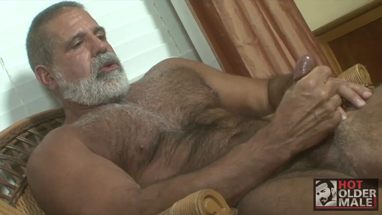 Hairy Daddy Zak Powers - Gaydemon-7158