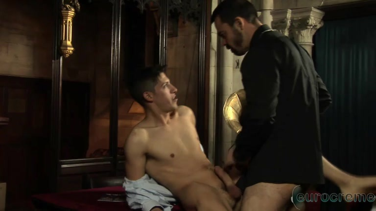 Gay black slave gets ass fucked