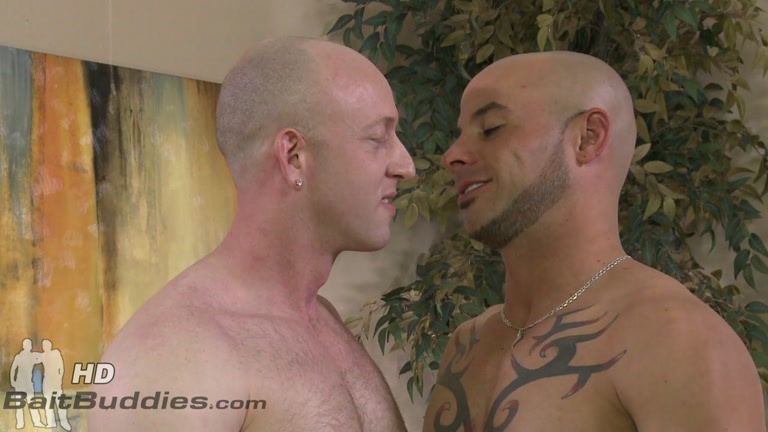 straight and gay bald men fucking