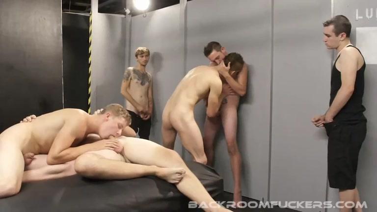 Babestation Backroom Orgy