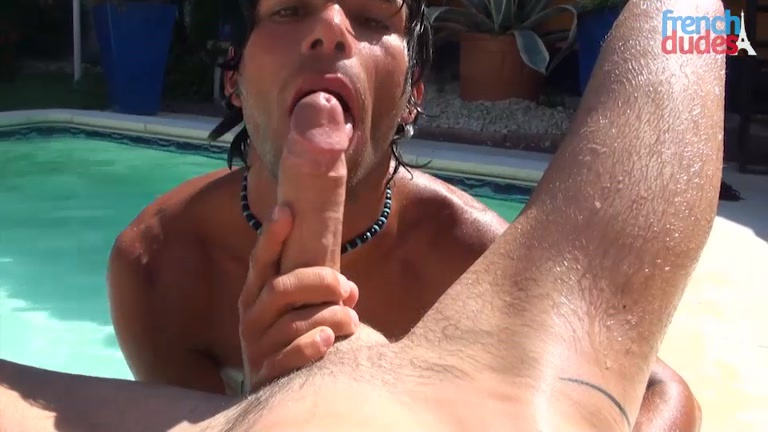 jess' friends have always said he has a big cock