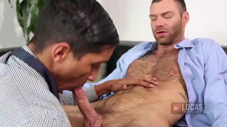 JD Ryder And CT Hunter at lucas entertainment