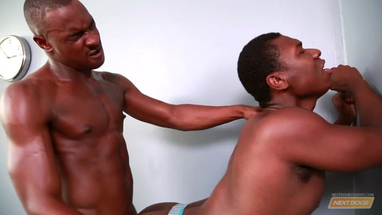 Tyson Tyler & Damian Brooks at next door ebony