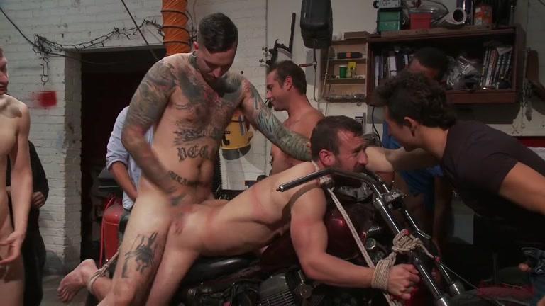 mc chapman gay porn