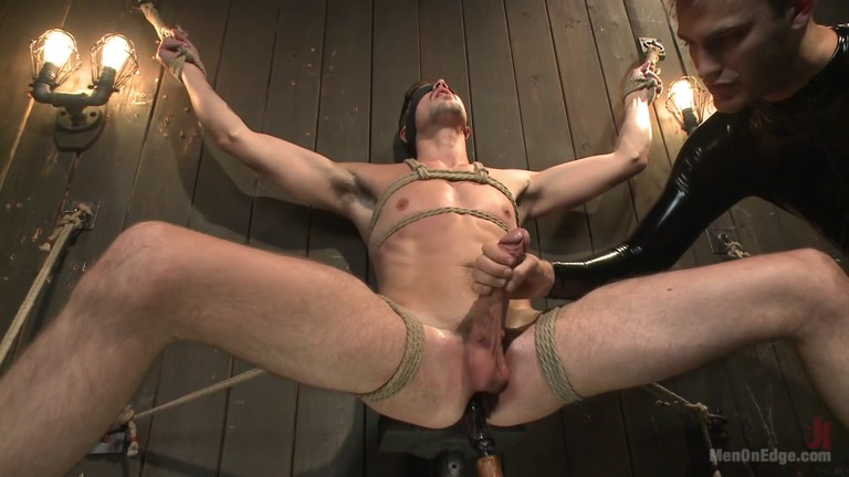 Japanese gay male bondage