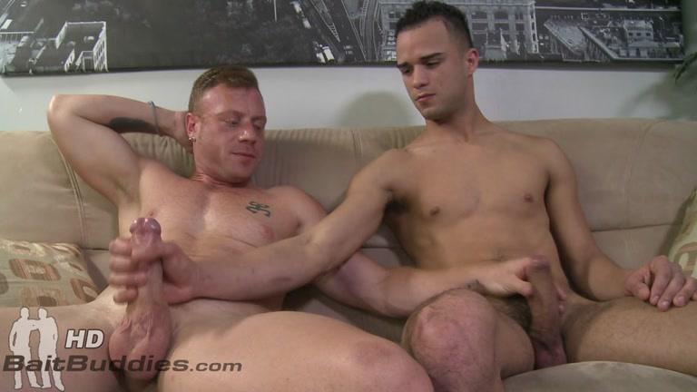 Saxon west and Javier Cruz at bait buddies