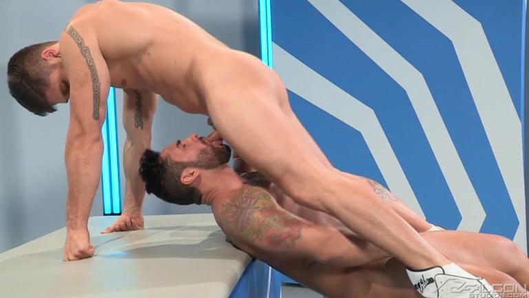 Bruno Bernal & Fabio Acconi at Falcon