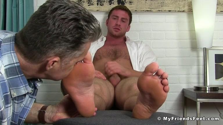 Free gay foot fetish videos