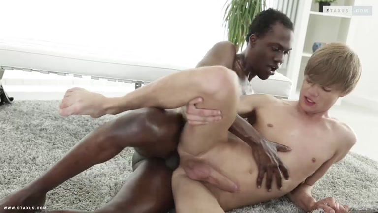 Browse porn videos with interracial gay sex black men fucking