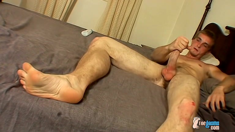 Gay feet fetish video