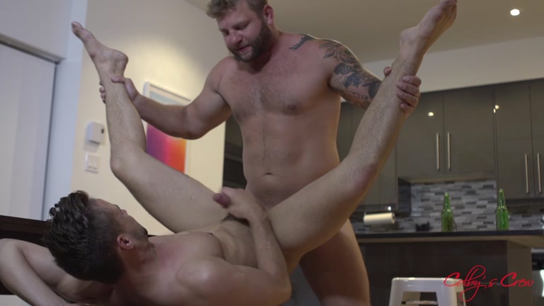 colby jansen and samuel stone at Colby's Crew