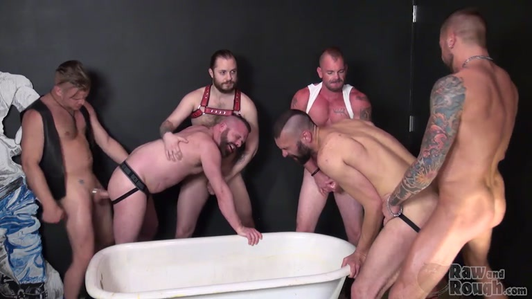pounded in the piss tub with chris perry