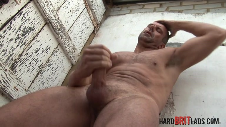 Jack Saxon at Hard Brit Lads