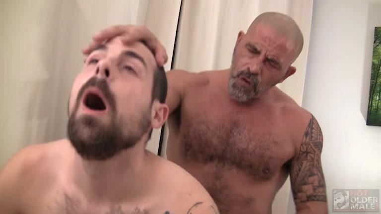Hot Mature Men Porn