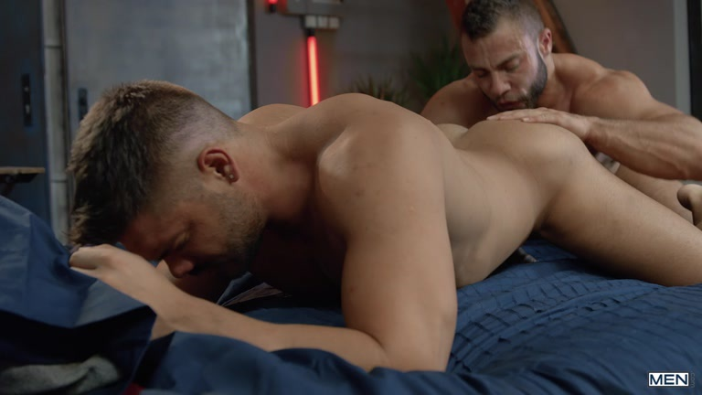 Diego Reyes and Nicolas Brooks at Drill My Hole