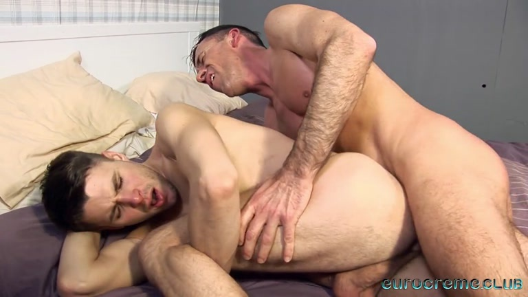 Dave London and Dmitry Osten at Eurocreme