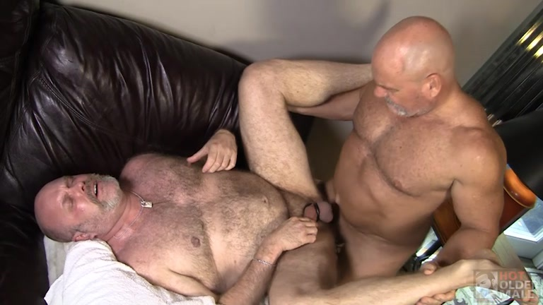 Leo James And Hank Crenshaw At Hot Older Male - Gaydemon-8309