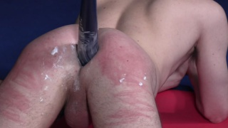 ass play with blond twink getting fucked with baseball bat at My Dirtiest Fantasy