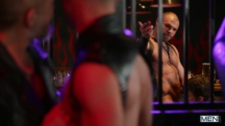 Tom Of Finland - Leather Bar Initiation