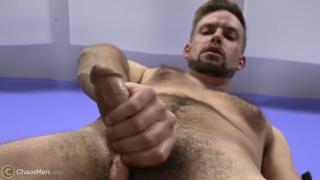 gay guy Lucas Miller's JO video at Chaos Men