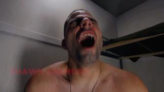 master face fucks his slave locked in stocks