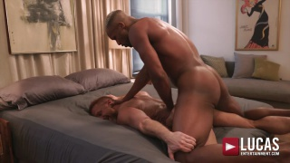 raw anal sluts with ANDRE DONOVAN fucking DIRK CABER