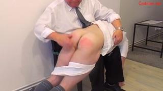 Boris Lang's spanking at Cp4men