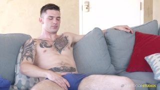 James Sinner's JO Video at Next Door Male